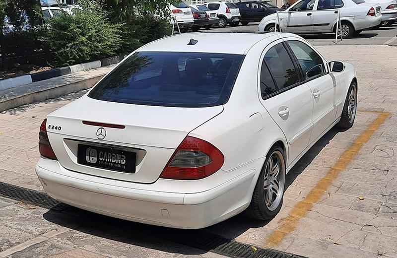 بنز کلاس E، E240، 2003 (6)