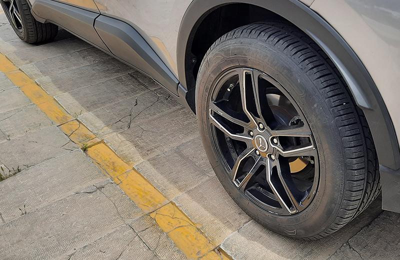 تویوتا C-HR، چهار چرخ محرک، 2017 (3)